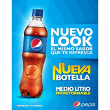 Gaseosa Linea Pepsi 500