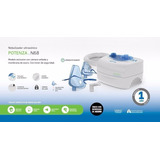 Nebulizador Ultrasonico Silfab Potenza N68