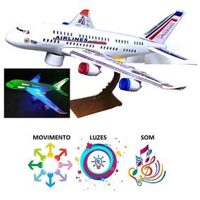 f24be1a35e1 Avião Gigante Brinquedo - Brinquedos e Hobbies no Mercado Livre Brasil