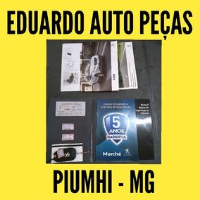 Manual Do Proprietário Peugeot 2008 Allure 1.6 Aut 2015/2016