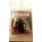 Juego De Ps3: Mass Effect 3