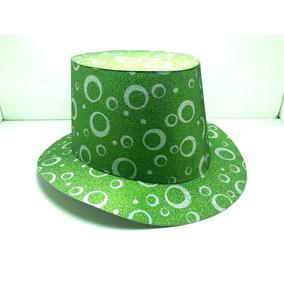 38b225aeaaa43 Porras Cotillon Verde Convenciona Sombreros Gorros - Cotillón en ...