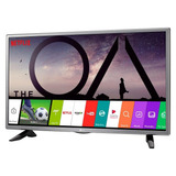 Smart Tv 32 Lg 32lk615b Hd Hdmi 1366x768 Webos 32lk615bpsb