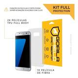Película Tpu Full Body Para Galaxy S7 Edge Full Protection