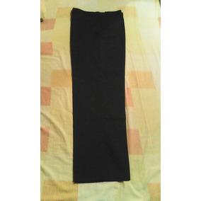 Pantalon Casual De Vestir Para Caballero Color Negro
