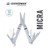 Leatherman Micra Multitool Edc Original Pronta Entrega