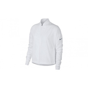 Jaqueta Feminina Nike Branco Dri Fit - 889291-100 71ec0f2187ff4