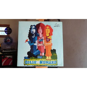 Color Humano 2 Lp Original Excelente!