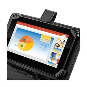Tablet Multilaser M7s Preto Com Teclado E Capa