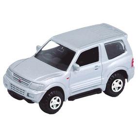 Miniatura Mitsubishi Pajero 2 P Nex Models Welly 1/60 - 2000