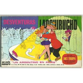 Desventuras De Larguirucho N° 71 Revista Comic Garcia Ferre