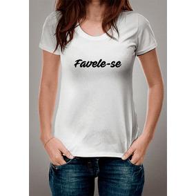 97199040a6e33 Camiseta De Favela - Camisetas Manga Curta para Masculino no Mercado ...
