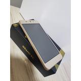 Celular Blu Grand Xl Dourado Usado Semi Novo Fotos Reais I