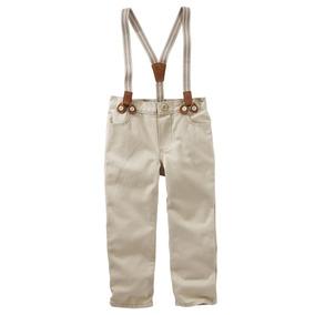 ae40539b8 Pantalon Impermeable Con Tiradores - Pantalones en Mercado Libre ...