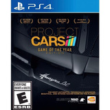 Project Cars Goty Complete Edition Nuevo Ps4 Dakmor Canj/ven