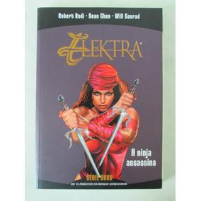 Elektra - Série Ouro Nº 5 - 2005 - Historias Completas