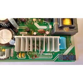 Placa Fonte Tv Toshiba Modelo Ic3240w Código V28a00032701