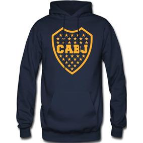 Sudadera Boca Juniors Hoodie Capucha Con Cangurera Unisex 1ef49e2304e