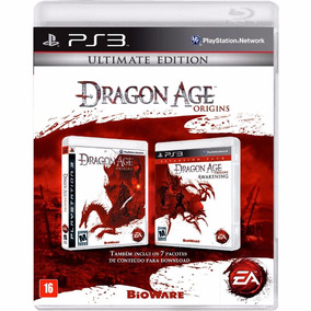 Dragon Age Origins Ultimate Edition Ps3 Mídia Física Semi
