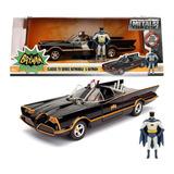 Batimovil O Carro De Batman Clasico Robin Y Batman Serie Tv