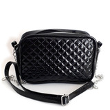 Cartera Glam Black