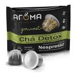 Cápsulas De Chá Compatíveis Com Nespresso Chá Detox Aroma