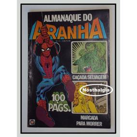 Almanaque Do Aranha - N.4 - 1981 - Rge - F(361)