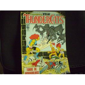 Hq - Thundercats Nº 17 Ano 1988 Raro