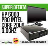 Computador Hp Dual Core Dd160gb-ram 2gb Dd3-monitor Lcd18.5