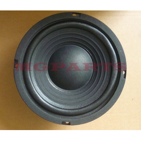 08-aw Corneta Bajo Woofer 6 Ohm 6 1/2 180watt Doble Imán