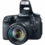 Cámara Canon Eos 70d + 18-135mm F/3.5-5.6 Is Stm Oferta !!!