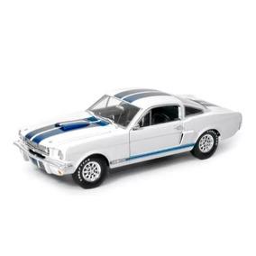 Miniatura 1966 Shelby Mustang Gt350 Escala 1/18 Presentes