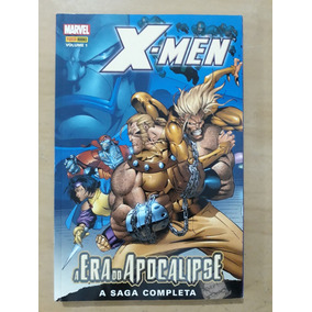 Hq X-men - A Era Do Apocalipse - A Saga Completa