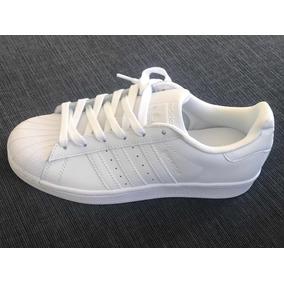 outlet store 57e97 41420 Zapatillas adidas Superstar Toda Blanca Indonesia 36 A 39
