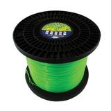 Carretel Fio De Nylon 1,80mm Redondo Rolo 3103mt Verde