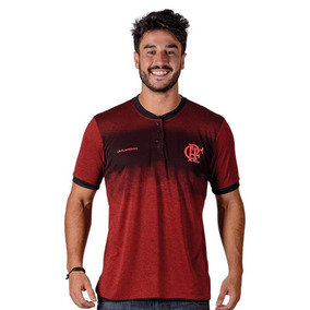Camisa Flamengo Polo Gang Braziline