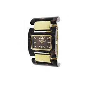 Relogio Euro Feminino Bracelete - Joias e Relógios no Mercado Livre ... c9c4a83e06