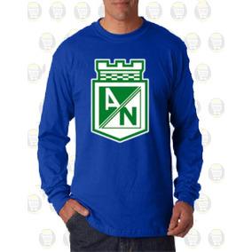 Camiseta Atletico Nacional Azul - Camisetas en Mercado Libre Colombia a7a44db4c0a40