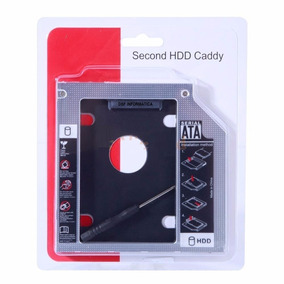 Suporte Caddy P/ Segundo Hd Ou Ssd - Cce Ultra Thin N325