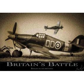 Quadro Batalha Da Grã-bretanha 1940