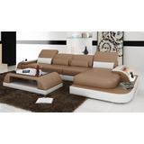 Hermoso Sofa Moderno Con Estilo Exclusivo