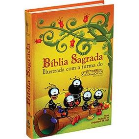 Bíblia Da Turma Do Smilinguido - Ntlh