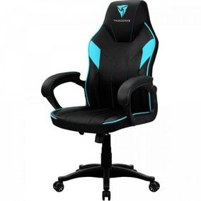 Cadeira Gamer Ec1 Cyan Thunderx3 Air Tech