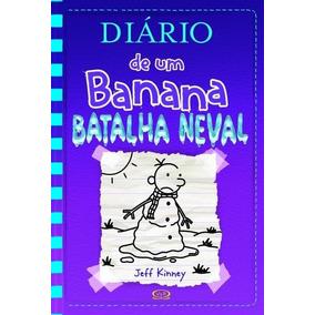 Diário De Um Banana Nº 13 - Batalha Neval