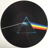 Pink Floyd - Dark Side Of The Moon - Lp Picture Disc Novo