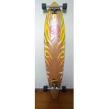 Skate Longboard Bel Sports 110cm - Pouco Usado