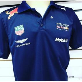 Camisa Camiseta Polo Astom Martin Red Bull Formula 1 F1 2018 · R  54 99 7bda882817b