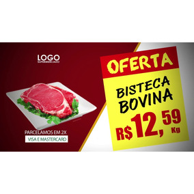 Projeto After Effects Vt Comercial Supermercado