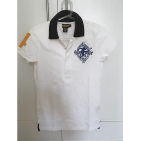 eb36b9ecbfab2 Blusa camisa Polo Ralph Lauren Fem.original Nova Fret Gratis