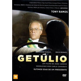 Getúlio - Dvd - Tony Ramos - Drica Moraes - Daniel Dantas